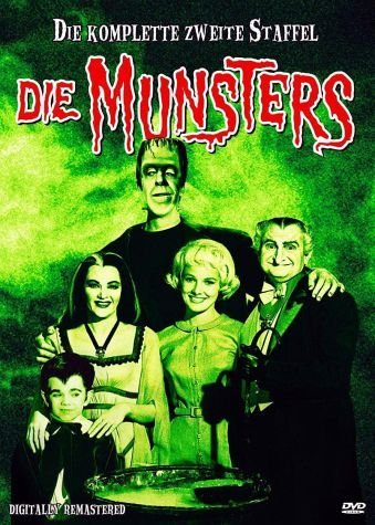 DVD »Die Munsters - Staffel 2 (7 DVDs)«