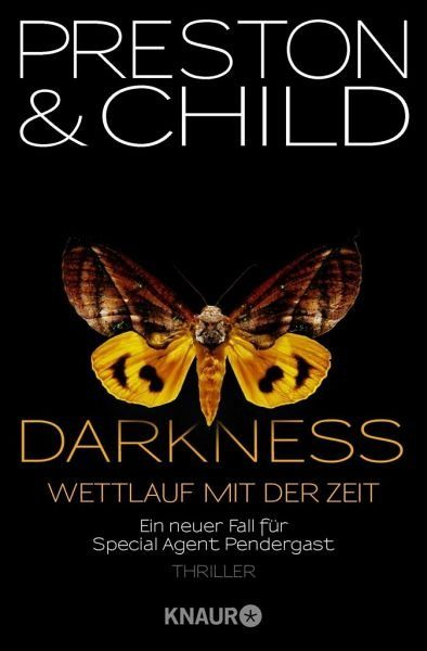Broschiertes Buch »Darkness - Wettlauf mit der Zeit / Pendergast...«