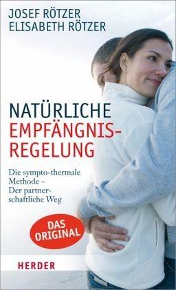 Broschiertes Buch »Natürliche Empfängnisregelung«