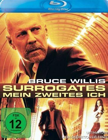 Blu-ray »Surrogates - Mein zweites Ich«