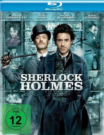 Blu-ray »Sherlock Holmes«