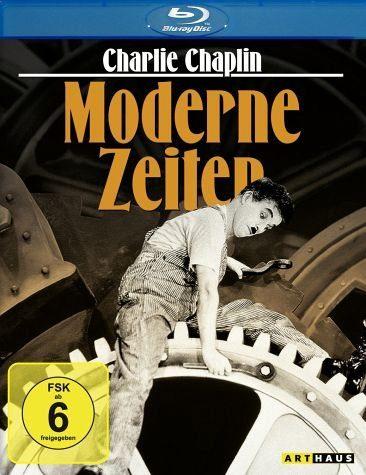 Blu-ray »Moderne Zeiten«