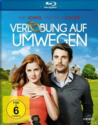 Blu-ray »Verlobung auf Umwegen«