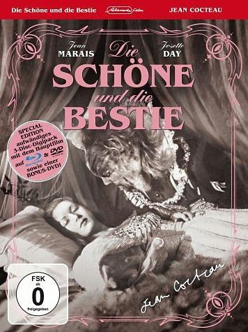 Blu-ray »Die Schöne und die Bestie (+ 2 DVDs)«