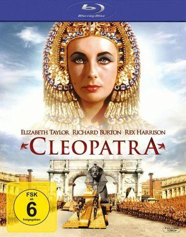 Blu-ray »Cleopatra (2 Discs)«