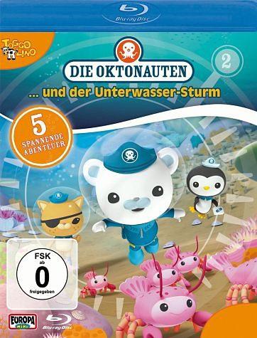 Blu-ray »Die Oktonauten... und der Unterwasserturm«