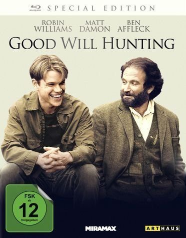 Blu-ray »Good Will Hunting (Special Edition)«
