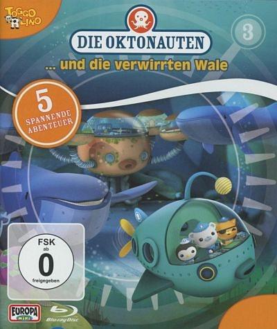 Blu-ray »Die Oktonauten... und die verwirrten Wale«