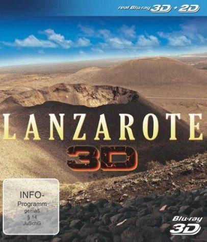 Blu-ray »Lanzarote 3D (Blu-ray 3D)«