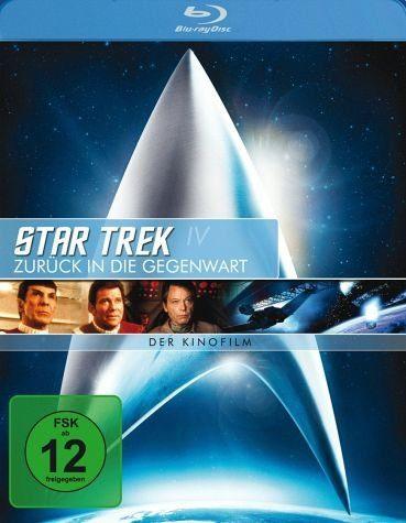 Blu-ray »Star Trek 04 - Zurück in die Gegenwart...«