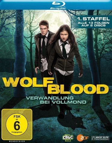 Blu-ray »Wolfblood - Verwandlung bei Vollmond: Staffel...«