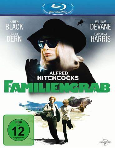 Blu-ray »Familiengrab«