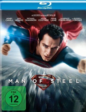 Blu-ray »Man of Steel«