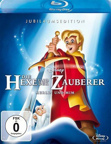 Blu-ray »Die Hexe und der Zauberer (Jubiläumsedition)«