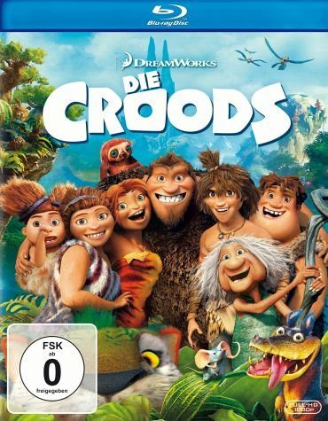 Blu-ray »Die Croods«