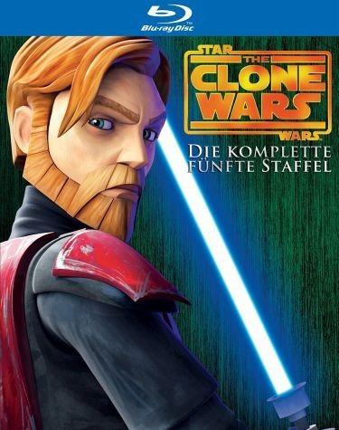 Blu-ray »Star Wars: The Clone Wars - Die komplette...«