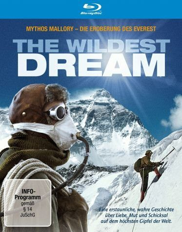 Blu-ray »The Wildest Dream - Mythos Mallory: Die...«