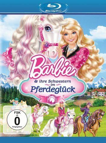 Blu-ray »Barbie & ihre Schwestern im Pferdeglück«