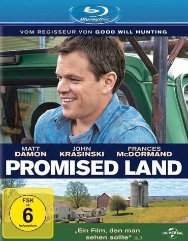 Blu-ray »Promised Land«