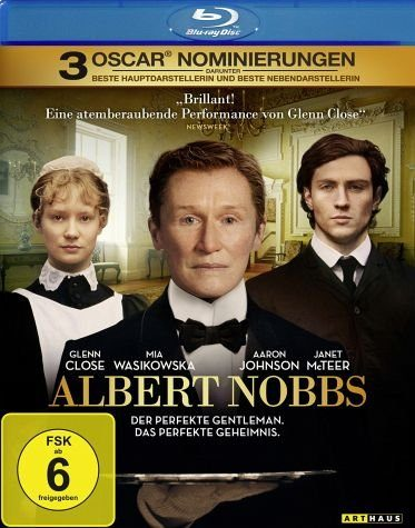 Blu-ray »Albert Nobbs«