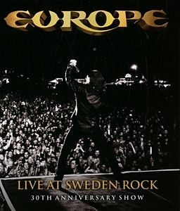Blu-ray »Europe - Live At Sweden Rock: 30th Anniversary...«