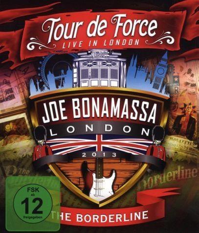 Blu-ray »Joe Bonamassa: Tour De Force - Borderline«
