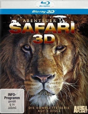 Blu-ray »Abenteuer Safari - Die komplette Serie...«