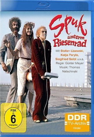 Blu-ray »Spuk unterm Riesenrad«