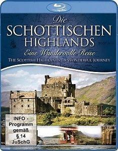 Blu-ray »Die schottischen Highlands - Eine wundervolle...«