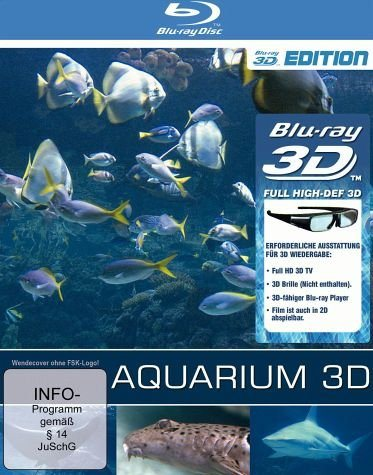 Blu-ray »Aquarium (Blu-ray 3D)«