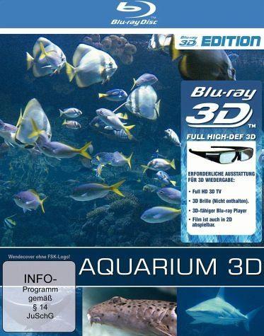 Blu-ray »Aquarium (Blu-ray 3D)«