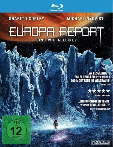 Blu-ray »Europa Report - Sind wir alleine?«