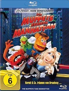 Blu-ray »Die Muppets erobern Manhattan«