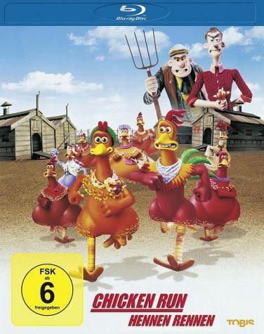 Blu-ray »Chicken Run - Hennen Rennen«