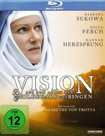 Blu-ray »Vision - Aus dem Leben der Hildegard von Bingen«