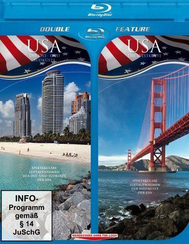 Blu-ray »Länder aus der Luft - USA: Westküste,...«