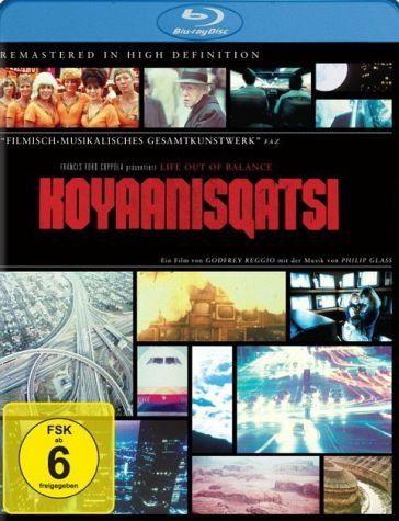 Blu-ray »Koyaanisqatsi - Prophezeiung«