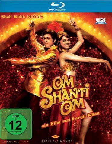 Blu-ray »Om Shanti Om«
