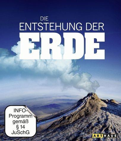 Blu-ray »Die Entstehung der Erde (2 Discs)«