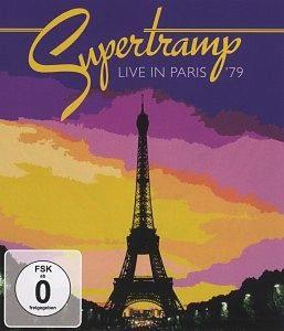 Blu-ray »Supertramp - Live in Paris 1979«