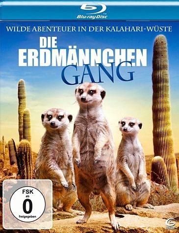 Blu-ray »Die Erdmännchen Gang«