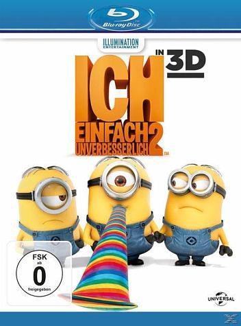Blu-ray »Ich - Einfach Unverbesserlich 2«