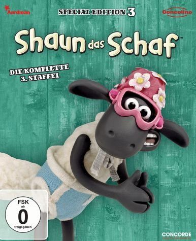 Blu-ray »Shaun das Schaf - Special Edition 3«