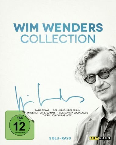 Blu-ray »Wim Wenders Collection (5 Discs)«