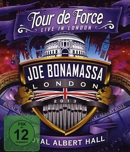 Blu-ray »Tour De Force - Live In London«