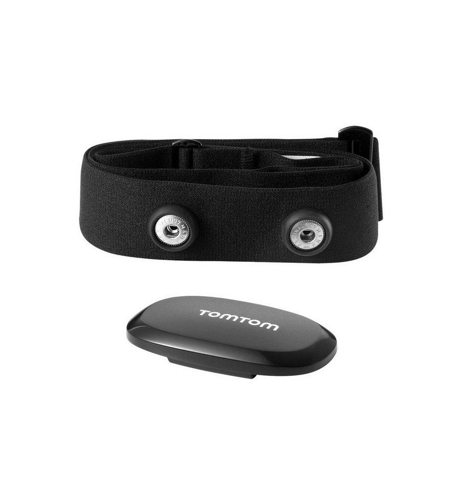 TomTom Herzfrequenzmesser »Bluetooth Smart Herzfrequenzgurt« in Schwarz