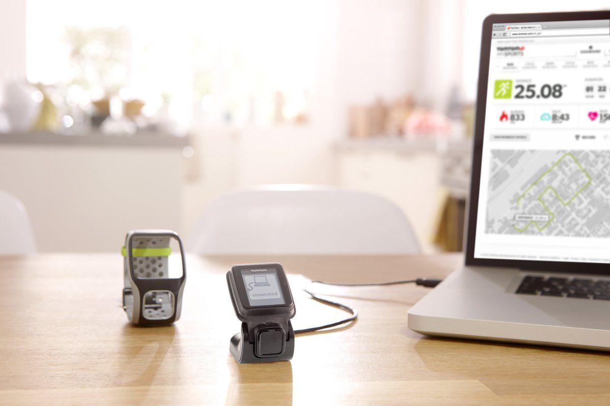 TomTom USB-Ladestation »USB Ladestadion für Runner- & Multisport Serie«