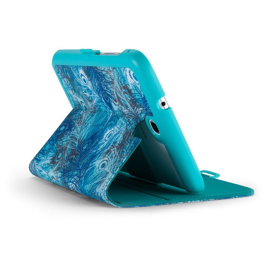 Speck HardCase »FitFolio Samsung Galaxy Tab Note 8.0 Peacock Plume« in mehrfarbig