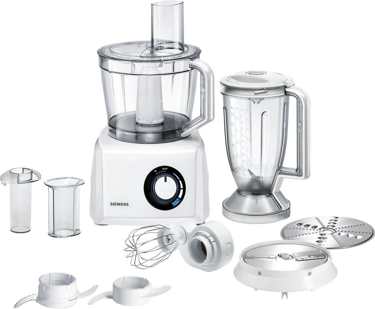 Siemens Kompakt-Küchenmaschine MK82010, 3,9 Liter, 1000 Watt,