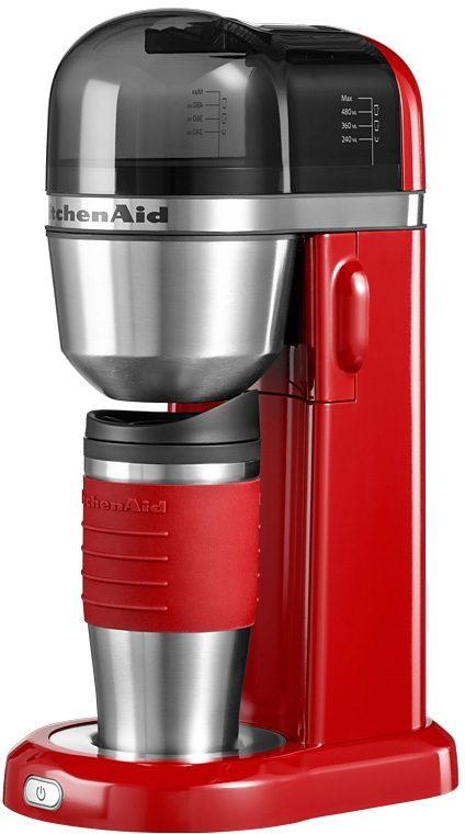 KitchenAid Filterkaffeemaschine 5KCM0402EER, goldfarbener Permanentfilter